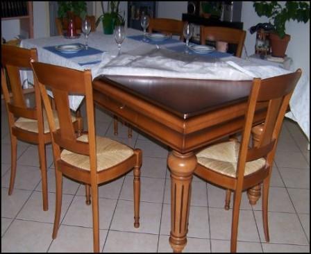 Notre maison bois avec natilia cholet 49 - Comment fabriquer une table de billard ...
