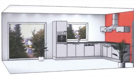 Notre maison bois avec natilia cholet 49 for Modelisation cuisine 3d