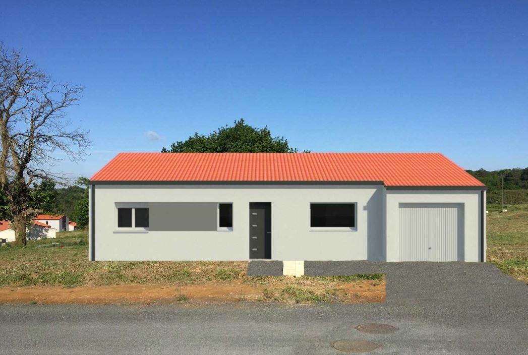 Notre maison bois avec natilia cholet 49 - Maison ossature bois natilia ...